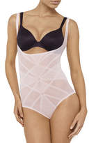 Nancy Ganz Sheer Decadence Shaping Under-Bust Bodysuit