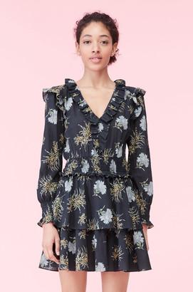 Rebecca Taylor La Vie Winter Jasmine Dress