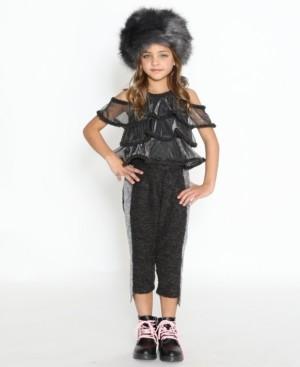 Lanoosh Little Girls 36 Arzat Pant