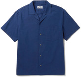 Acne Studios - Ody Camp-collar Cotton Shirt