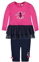 Kanz Girl's Kleid 1/1 Arm + Leggings Dress