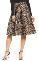 Eliza J Women's Midi Skirt