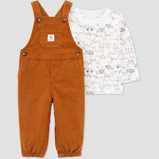 Just One You Made By Carter's Baby Boys' Animal Top & Bottom Set - Just One You® made by carter's