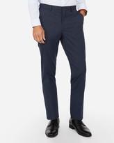 Striped Navy Blue Dress Pants ShopStyle