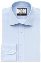 Thomas Pink Ward Check Dress Shirt - Bloomingdale's Slim Fit