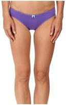Betsey Johnson Cotton/Lace Bikini J1076