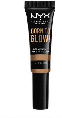 NYX Born To Glow Radiant Concealer 5.3Ml Caramel