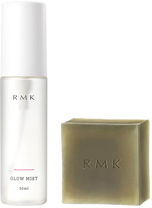 RMK Exclusive Soap Bar and Mist Cassis Set