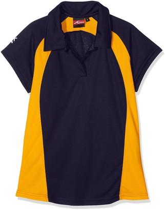 Trutex AKOA Girls Sector Polo Sports Shirt