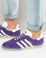 adidas Gazelle Sneakers In Purple BB5501