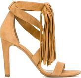 Chloé fringed detail sandals