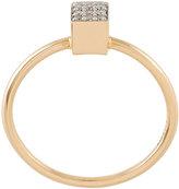 Ginette mini 'Ever Square' ring