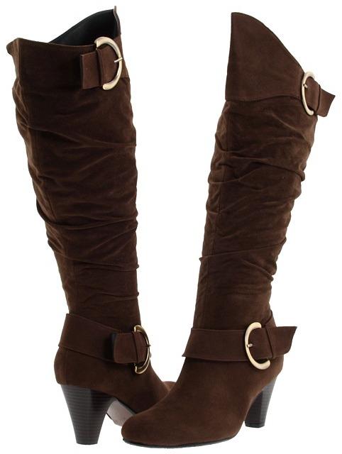 Gabriella Rocha Cally (Black Micro Suede) - Footwear