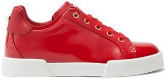 Dolce & Gabbana Kids Portofino low-top sneakers