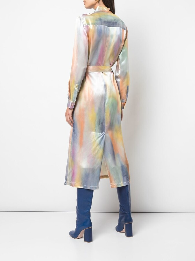 Thumbnail for your product : Sies Marjan Belted Shirt Dress