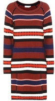 Tory Burch Monterey knitted sweater dress