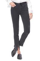 Paige Transcend Vintage Hoxton High Waist Ankle Skinny Jeans