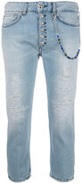 Dondup cropped jeans - women - Cotton - 29