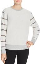 Iro . Jeans IRO.JEANS Daymon Distressed Sweatshirt