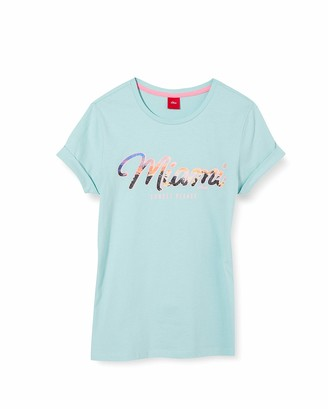 S'Oliver Girls' 401.12.006.12.130.2022504 T-Shirt