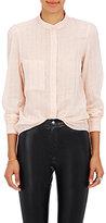 Etoile Isabel Marant Women's Samson Gauze Shirt-Light Pink