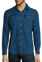 G Star Tacoma Denim Shirt