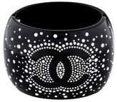 Chanel CC Crystal Bangle