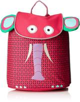 Lassig Kids Kindergarten Duffle Backpack Wildlife Elephant