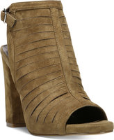 Carlos by Carlos Santana Scout Block-Heel Sandals