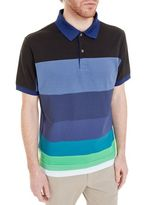 Paul Smith Striped Polo Shirt