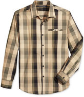 Sean John Sean Jean Men's Plaid Shirt