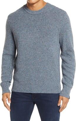Rag & Bone Scout Wool Blend Crewneck Sweater
