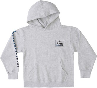 Quiksilver Kids' Leaping Ideas Graphic Hoodie