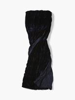 John Varvatos Velvet Silk Scarf