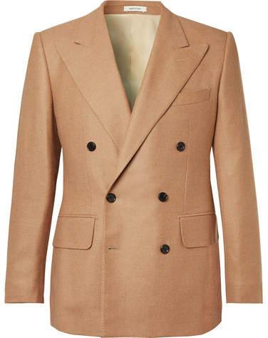 4c3b0ff671 Mens Camel Wool Blazer - ShopStyle UK