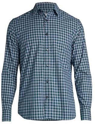 Nominee Long-Sleeve Plaid Shirt