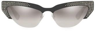 Miu Miu Special Project 59MM Cat Eye Sunglasses