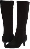 La Canadienne Drake (Black Suede) Women's Boots