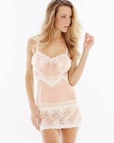Soma Intimates Embrace Lace Sleep Chemise White