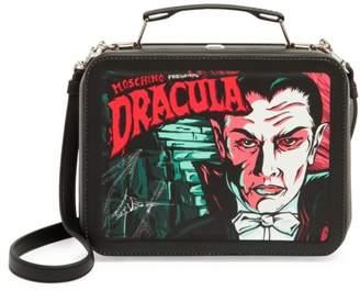 Moschino Dracula Lunch Box Crossbody Bag