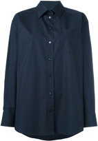 Maison Margiela oversized smart shirt - women - Cotton - 40