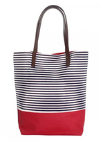 CB Station Red Seaport Tote