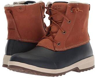 Sperry Maritime Repel (Tan) Women's Cold Weather Boots