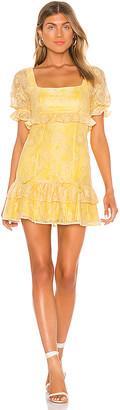 Majorelle Camille Mini Dress