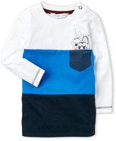 Little Marc Jacobs Infant Boys) Color Block Long Sleeve Tee