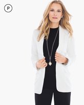 Chico's Textured-Knit Blazer