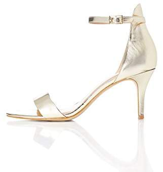 find. Women's Ankle Strap Sandals with Stiletto Heel and Buckle