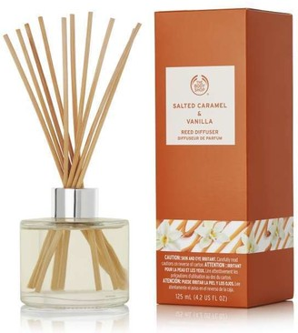 The Body Shop Salted Caramel & Vanilla Reed Diffuser