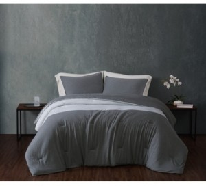 Sean John Closeout! Color Block Jersey Twin Extra Long Comforter Set Bedding