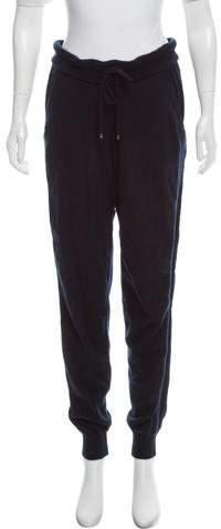 Chanel Cashmere Jogger Pants